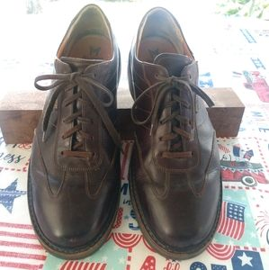 MEPHISTO air relax Leather Shoes men's size 11.5